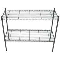 "18"" x 48"" Superior Greenhouse Benches bench, shelf, superior, greenhouse, kit, shelving, vented, metal, adjustable, benches, shelves, garden, price"
