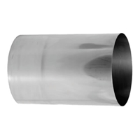 Stainless Steel Category 3 Wall Thimble Extension