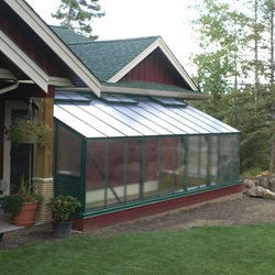 Cross Country Lean To Greenhouses cross country, greenhouse, kit, lean, to, home, attached, bc, green, houses, hobby, backyard, sale, buy