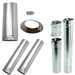 Horizontal Pipe Kit for Sterling GG Concentric Vent - 4610146