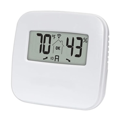 Indoor Wireless Sensor wireless, sensor, indoor, greenhouse, home, long, range, kit, thermometer, temperature, humidity, hygrometer