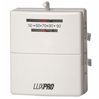 LuxPRO Low Voltage Heating Thermostat