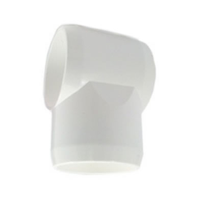 PVC Fitting - Slip Tee Connector pvc, fittings, pipe, connectors, furniture, schedule, 40, projects, specialty, slip, tee, T