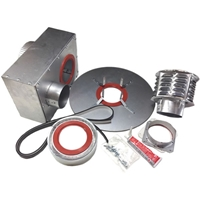 Sterling GG Concentric Vent Kit sterling, gg, beacon, morris, concentric, vent, kit, flue, exhaust, separated, combustion, sealed, AS-X7-4, AS-X7-5, ASX7
