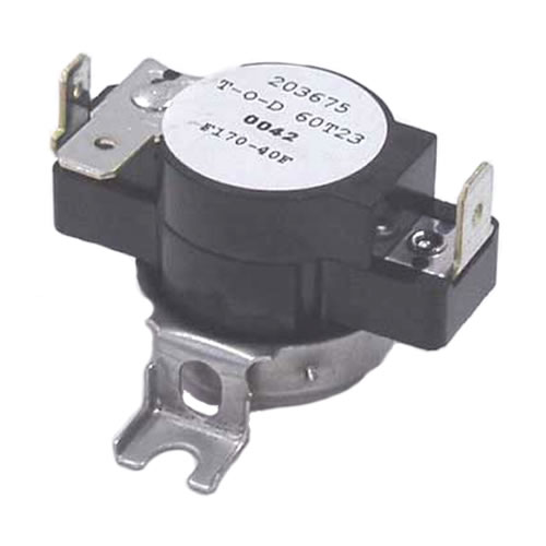 Sterling Tf Gas Heater High Limit Overheat Switch Part