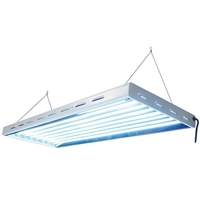 Sun Blaze T5 Fluorescent Grow Lights grow, light, plant, sun, blaze, t5, fluorescent, small, cheap, indoor, home, house, tube, hanging