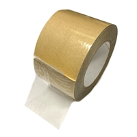 "Super Sticky Double Sided Tape 3"" x 108' double, sided, adhesive, poly, tape, bubble, plastic, repair, greenhouse polyethylene, fasten, secure, install"
