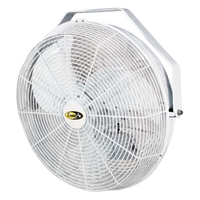 3 Speed HAF Circulation Fans fan, circulation, greenhouse, haf, wall, mount, swivel, speed, garage, shop, air, flow