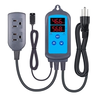 Plug-in Digital Humidity Controller humidity, control, controller, humidistat, humidify, dehumidify, portable, plug, in, prewired, outlet, receptacle