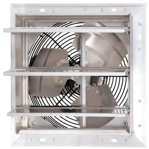 Single Speed Exhaust Fans fan, exhaust, greenhouse, louvered, shutter, speed, single