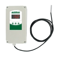 JDDT1 Adjustable Digital Thermostat (Wired) thermostat, water, proof, greenhouse, remote, sensor, j&d, temperature, control, digital, adjustable