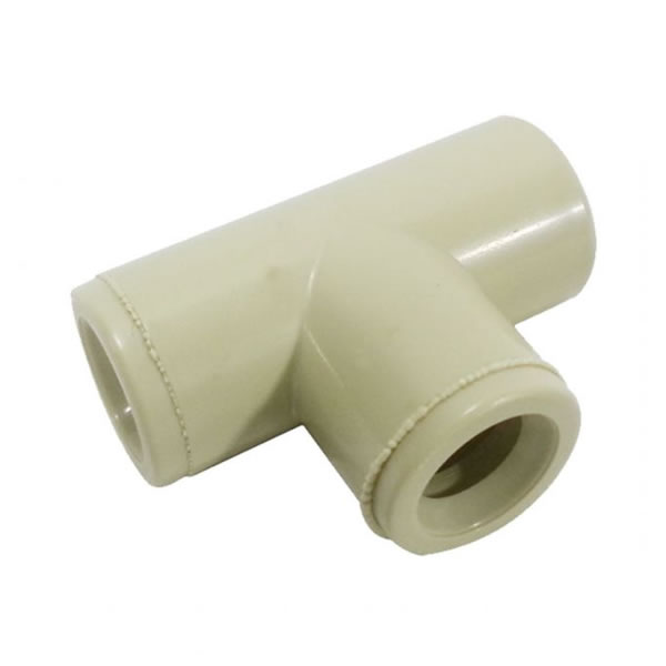 "3/8"" Compression Tee Connector"