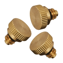 Misting Nozzle Plugs (3 pack)
