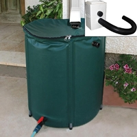 Collapsible Rain Water Barrels