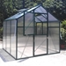 Solar Harvest 7' x 7' Greenhouse Kit - 2534100