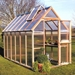 Sunshine 6' Wide Redwood Greenhouses - 2595100