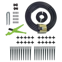 Basic Dripper Kit drip, irrigation, watering, pot, container, dripper, water, greenhouse, landscape, flowers, shrubs, garden