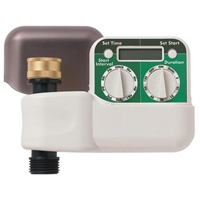 Easy Set Watering Timer water, timer, hose, faucet, easy, cheap, set, automatic, watering, drip, sprinkler, garden, greenhouse